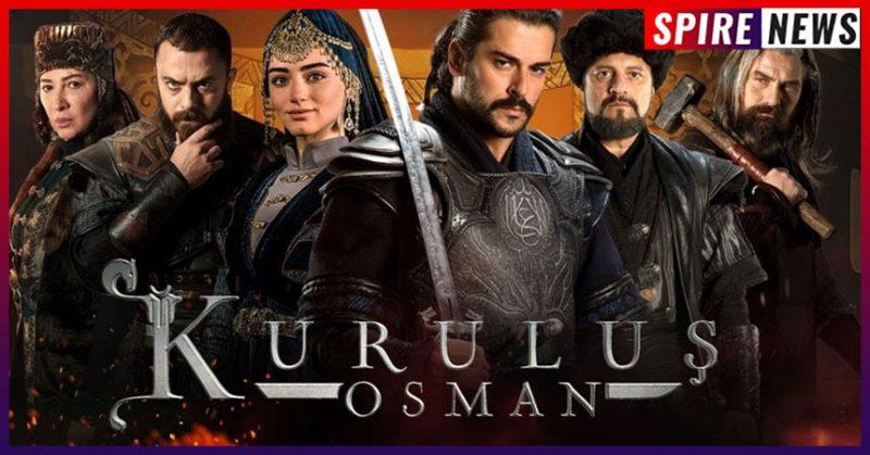 Now watch Kuruluş Osman in Urdu and Hindi for Free