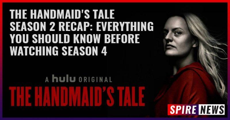 The Handmaid's Tale Season 2 Recap