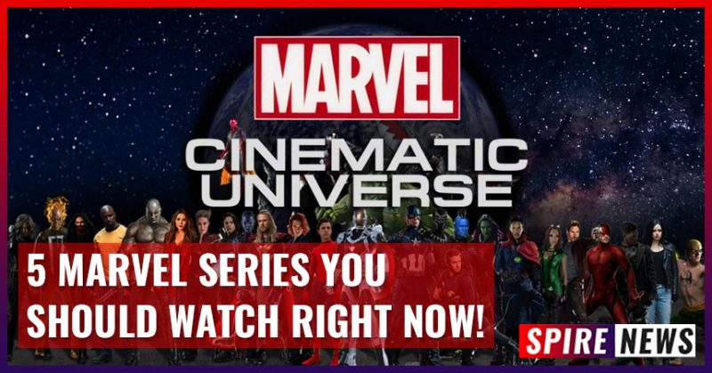 5 Marvel series you should watch right now!