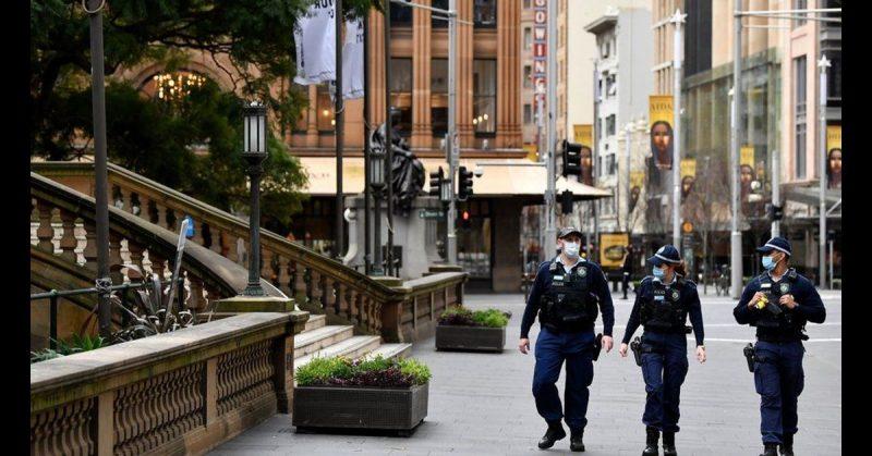Sydney Extends Lockdown