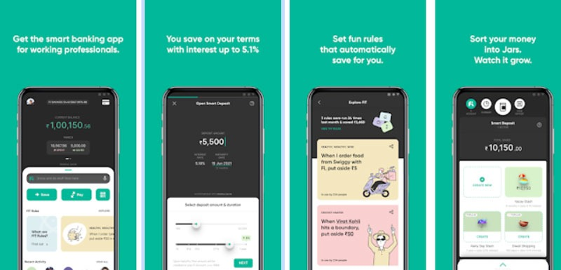 Fi Money: Best Neo Bank Account with the power of AI!