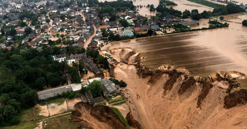 Germany Floods: 157 dead, More than 1000 missing as search continues