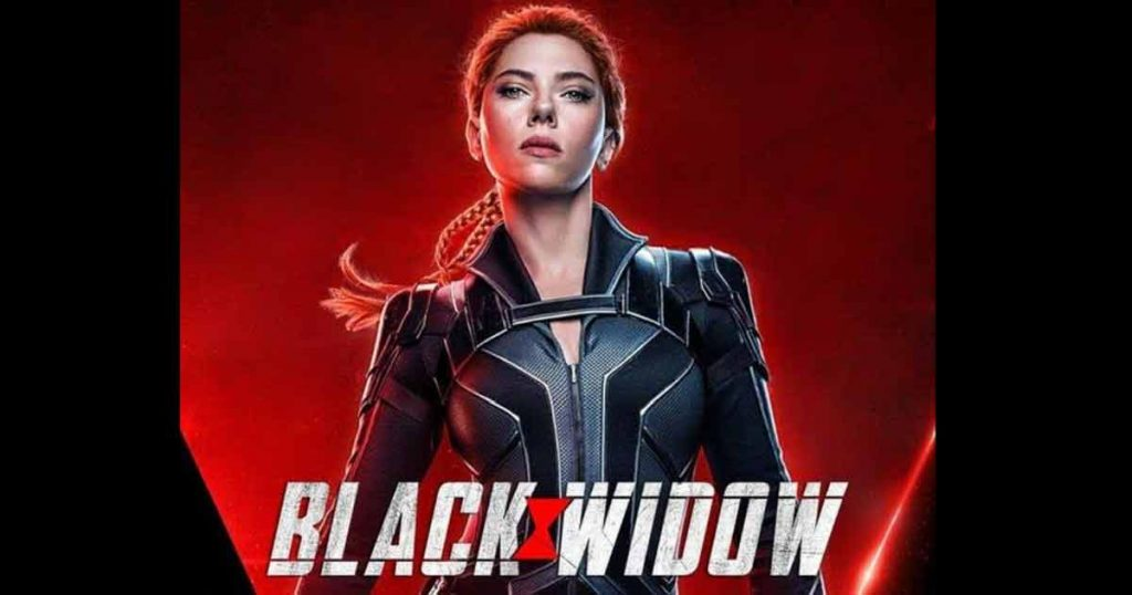 Leaked months before it was officially released: Black Widow