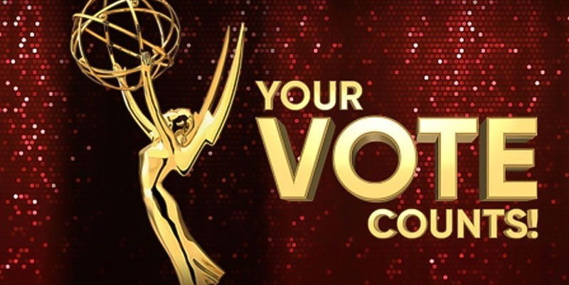 The Emmy 2021 Nominations Awards Voting
