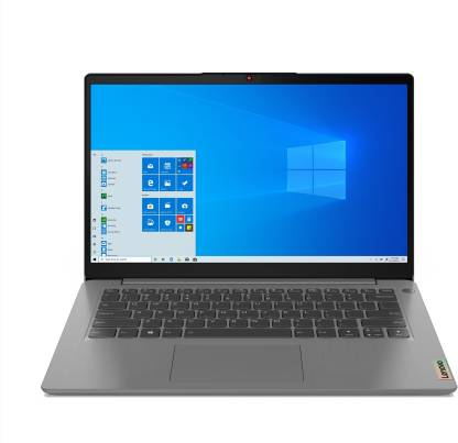 Lenovo IdeaPad Slim 3i (2021) Core i3 11th Gen - (8 GB/512 GB SSD/Windows 10 Home) 14ITL6 Thin and Light Laptop (14 inch, Arctic Grey, 1.41 kg, With MS Office)