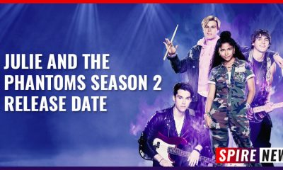 Julie and the Phantoms season 2: release date