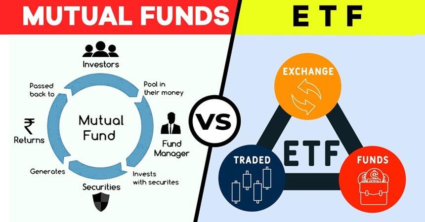 Mutual Funds vs ETFs