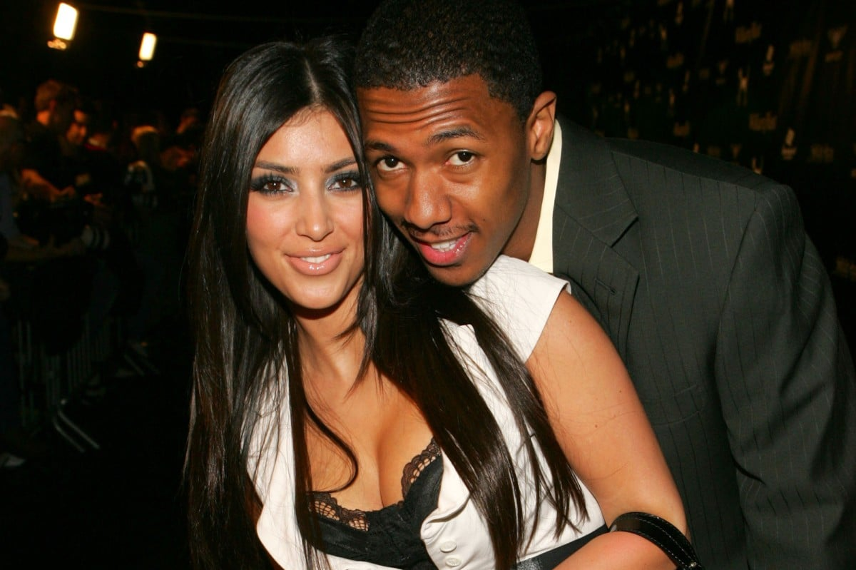 Nick Cannon now admits that Kim Kardashian was the one who escaped with their relationship.